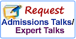 Request School Talk / Expert Talk